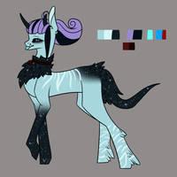 Nova Ref [Main OC] by CrazyDragonLady09811