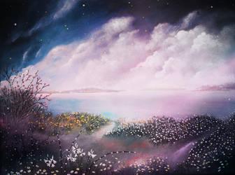 Touch of heaven by milenkadelic