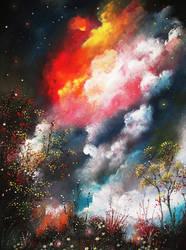 Magical night by milenkadelic
