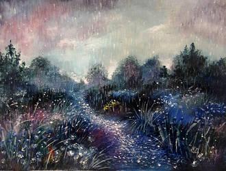 Magic Rain by milenkadelic