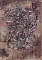 The Pig Inside by raicruz