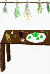 Herbs, etc - 2011 by quanafi
