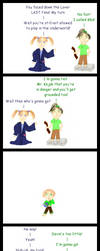 Little Sidereals Comic - 2011 by quanafi