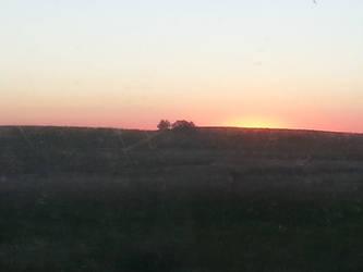 Montana Sunset by quanafi