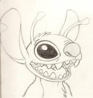 Stitch by lordzasz