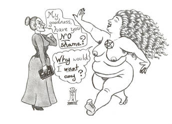 No Shame by LimeGreenSquid