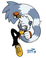 Tangle the Lemur by j-fujita