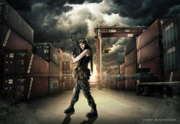 shootout at seaport by pratt29