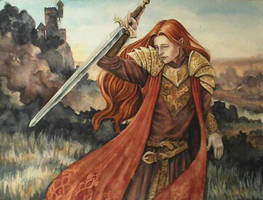 Maedhros by HopesArtGallery