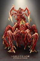 Necromorph Sagittarius by berserking