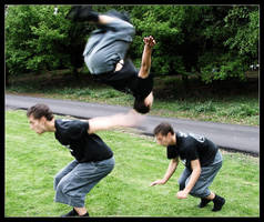Flip I by crazybadger