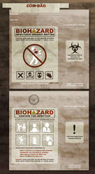 ZOM-BAG: Your Infection Friend by Rahll