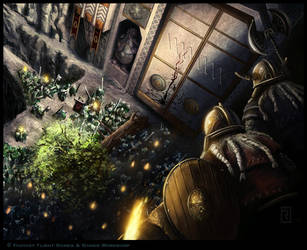 Contested Stronghold by Rahll