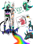 Shunke mascot entry by TomoCreations