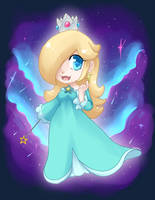 Chibi: Rosalina by TomoCreations