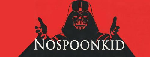 Nospoonkid logo by nospoonkid
