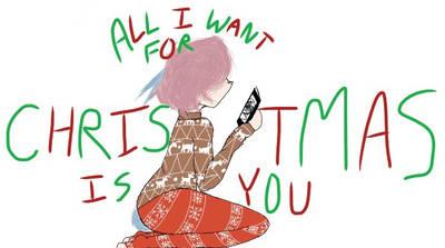 ~Mark~ (Christmas) by Lost-TRASH-Alex