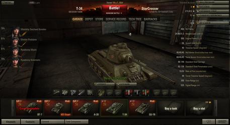 World of Tanks _ StarCrosser 20120816 by K4nK4n
