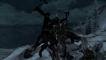 Applestack vs Blood Dragon by K4nK4n