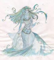 Goplana-illustration 4 by lynxnox