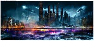 city by Dejanfox