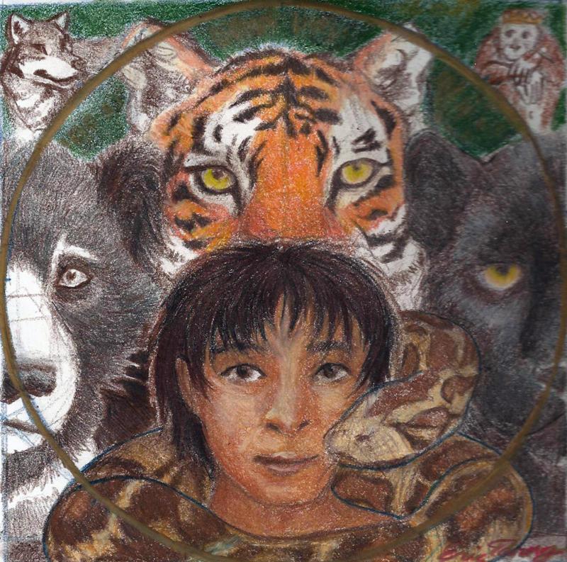 Jungle Book by RuntyTiger
