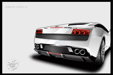 Gallardo LP560-4 by gresnake