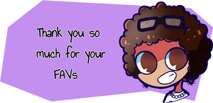 Thank you FAVs by thebabyangel2