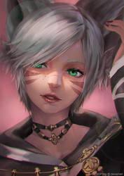 Mirri Dragontear by ADPong