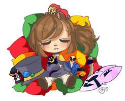 Nap time by Colorfullcomics