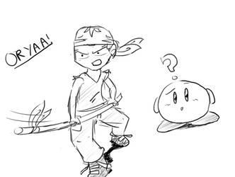 Miscellaneous sketch by TaroNuke