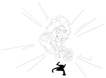 Sirius is comin' right atcha by TaroNuke