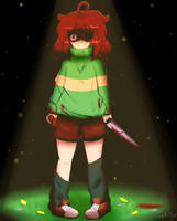 Chara by TogeticIsa
