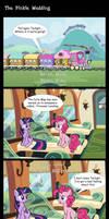 The Pinkie Wedding by moonwhisperderpy