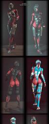 spider-woman by iRj