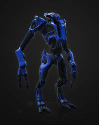 Mantis 01 by iRj