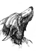Werewolf by AndrewHobart