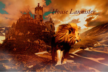 House Lannister by MillenniumPainter