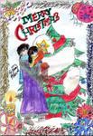 HOLIDAYS , Merry Christmas by Yami-Kaira