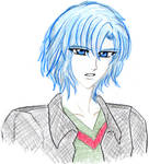 + Alois' New Haircut + by Yami-Kaira