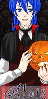 ::+ Happy Halloween Avatar +:: Young Vampire by Yami-Kaira