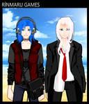 - Anime Boys Dress up Game- Alois and Shirogane by Yami-Kaira
