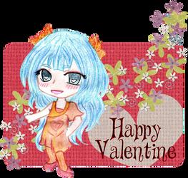 ::: Secret Valentine ::: M0momoM0 by Yami-Kaira
