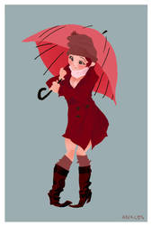miss poppins never knew rain by anklesnsocks