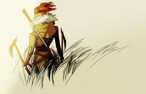 the hunters - breaker by anklesnsocks