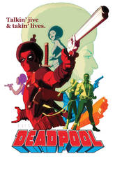 Deadpool #13 Cover by anklesnsocks
