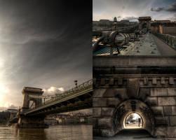 My Chain Bridge 2 by chaosprof