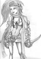 Rikku by ViciouzCriss10