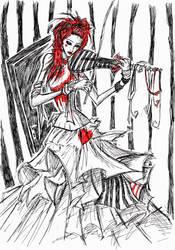 Emilie Autumn by ArucardPL