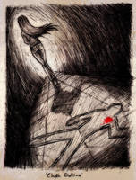 Chalk Outline by ArucardPL
